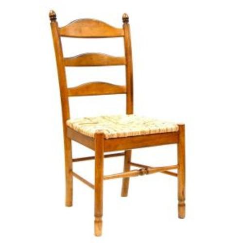Carolina Cottage Vera English Pine Wood Dining Chair