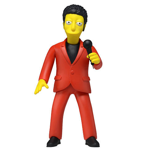 Simpsons 25th Anniversary - 5 Inch Figure - Series 4 - Tom Jones