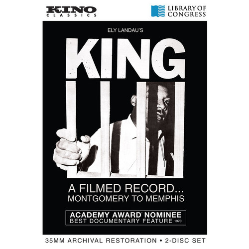 King: A Filmed Record... Montgomery to Memphis [2 Discs] [DVD] [1970]