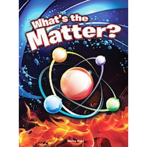 What's the Matter? (Library) (Shirley Duke)