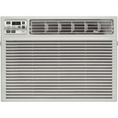 GE 11,600 BTU 230-Volt Electronic Heat/Cool Room Window Air Conditioner