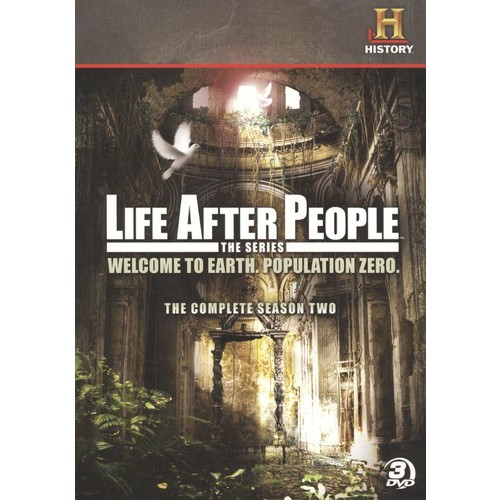 Life After People: The Series - The Complete Season Two [3 Discs] [DVD]