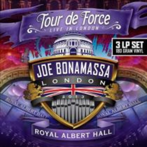 Tour de Force: Live in London - Royal Albert Hall [180g Vinyl] [LP] - VINYL