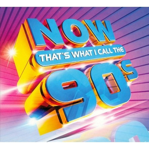 Now! That's What I Call the 90s [2014] - CD - Various