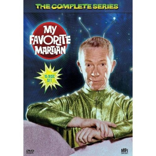 My Favorite Martian: Complete Series [15 Discs] [DVD]