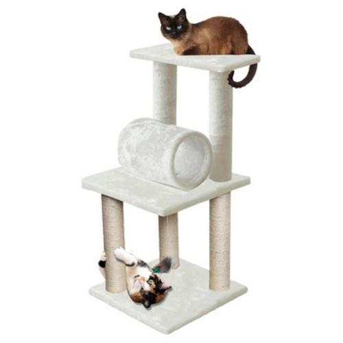 Paws & Pals Cat Scratch Tree Condo Furniture 33