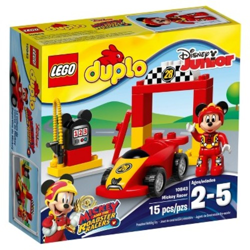 LEGO DUPLO Disney Mickey Racer 10843