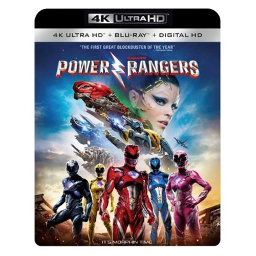 Saban's Power Rangers (4K/UHD + Blu-ray + Digital)