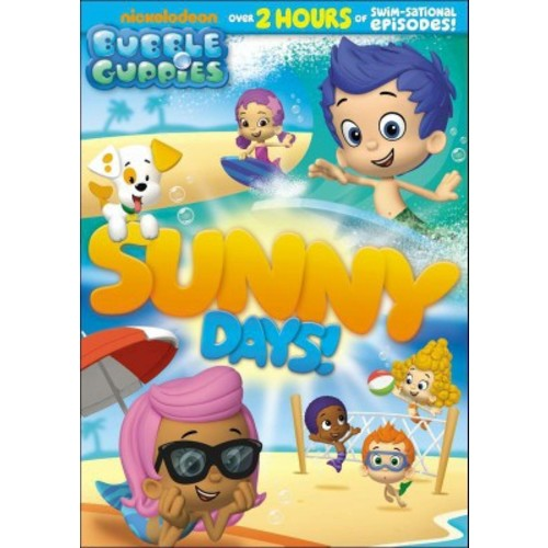 Bubble Guppies: Sunny Days! (DVD)