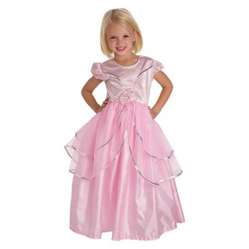 Little Adventures Royal Pink Princess Dress