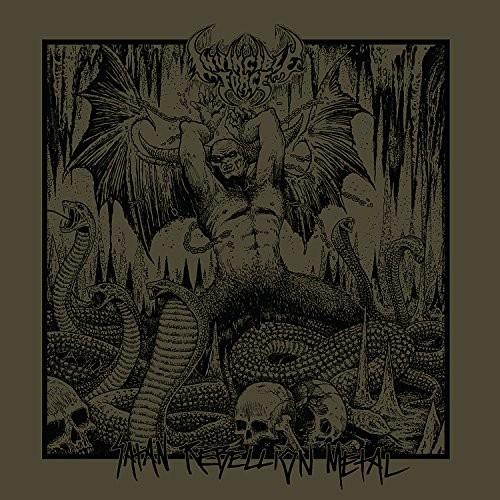 Invincible Force - Satan, Rebellion, Metal