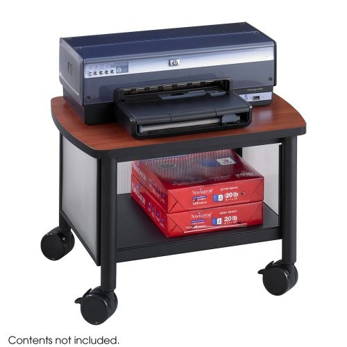 SAF1862BL - Safco Impromptu Under Table Printer Stand : Office Furniture : Office Products