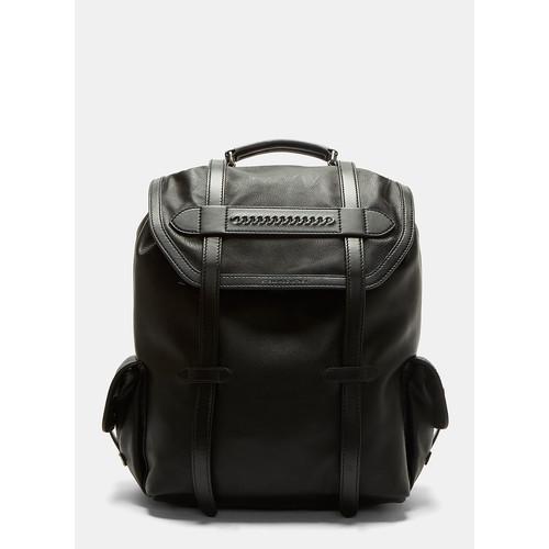 Falabella Alter Nappa Backpack in Black
