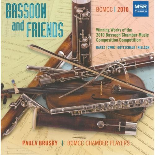 Basoon and Friends [CD]