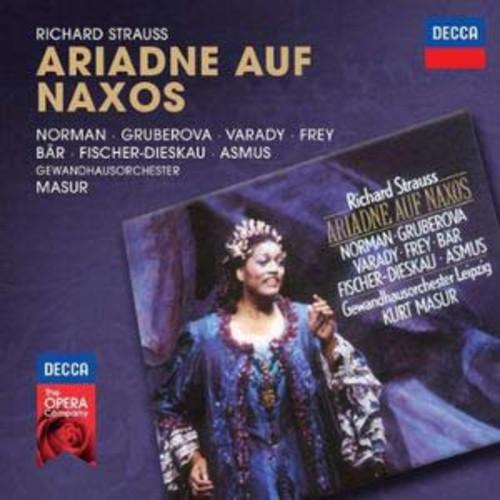 Decca Opera: Strauss - Ariadne auf Naxos By Jessye Norman (Audio CD)