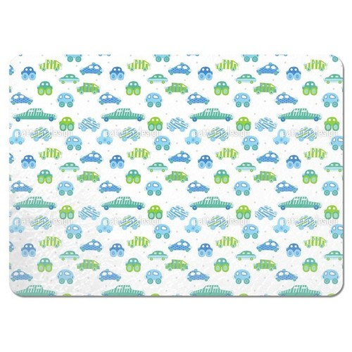 Traffic Jam Placemats (Set of 4)