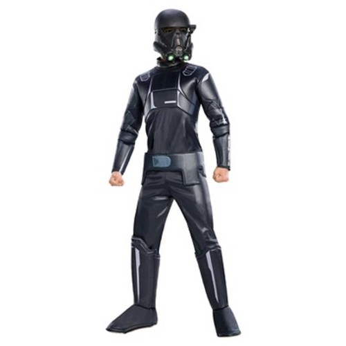 Star Wars Boy's Rogue One Shark Trooper Deluxe Child Costume