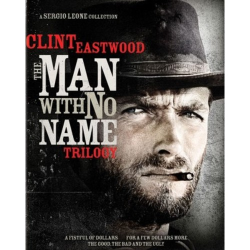 The Man With No Name Trilogy (Blu-ray) (Widescreen)