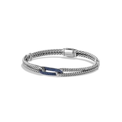 Petite Pav Labyrinth Mini Single-Loop Bracelet