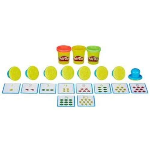 Hasbro,Play Play-Doh Shape & Learn Numbers and Counting