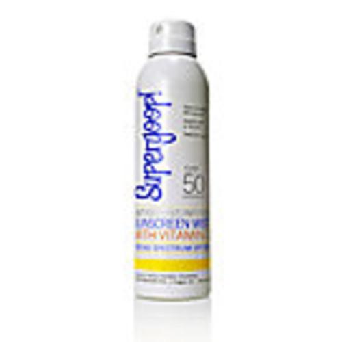 Supergoop! - Antioxidant-Infused Sunscreen Mist Broad Spectrum 50 SPF - 3 oz.