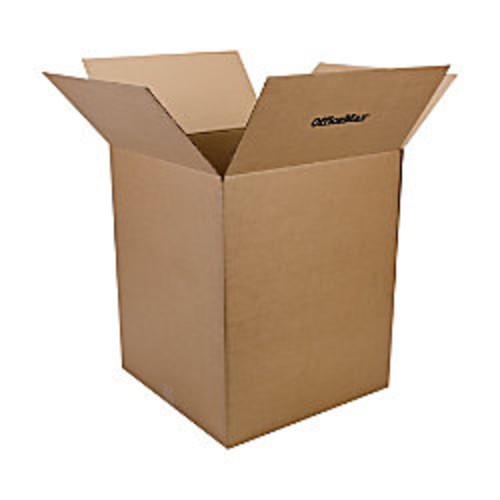 Office Depot Brand Folded Boxes, 20