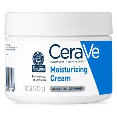 CeraVe Moisturizing Cream, 12 oz