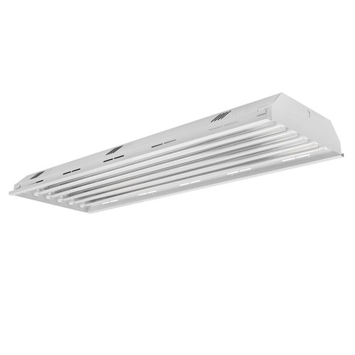 TOGGLED 4 ft. 6-Light White LED High Bay 4000K (LED Tubes Included)