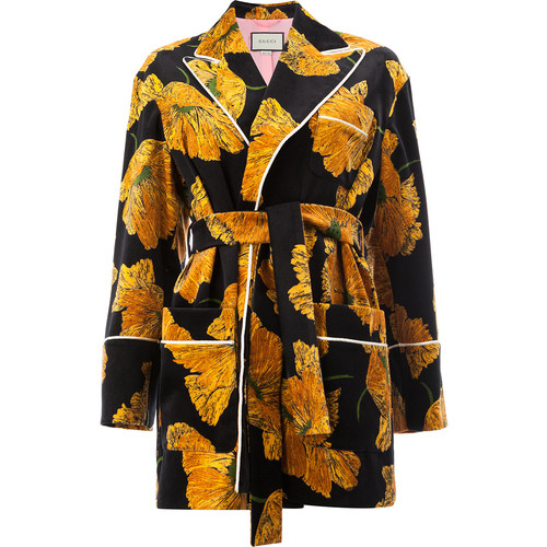 GUCCI Oversized Printed Jacket