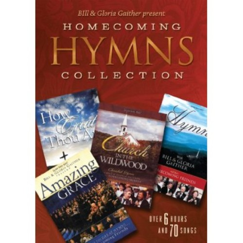 Bill & Gloria Gaither Present Homecoming Hymns Collection [Bill & Gloria Gaither Present Homecoming Hymns Collection (DVD)]