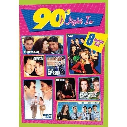90's Night In: 8-Movie Set [2 Discs] [DVD]