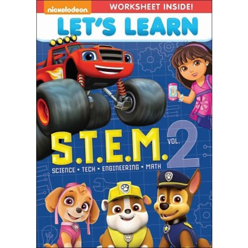 Let's Learn: S.T.E.M. Vol. 2 (DVD)