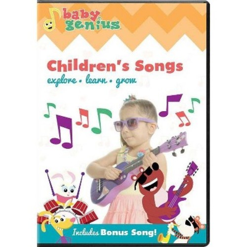 Baby Genius:Children's Songs (DVD)