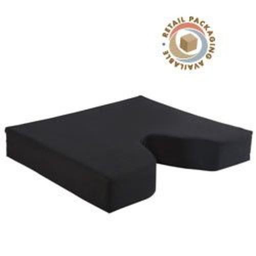 Roscoe Medical Memory Foam Coccyx Seat Cushion
