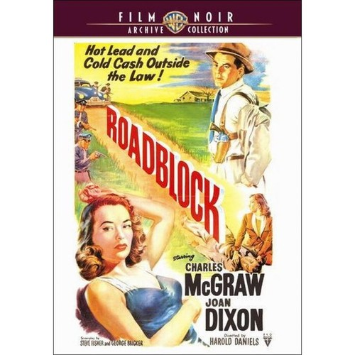 Roadblock [DVD] [1951]