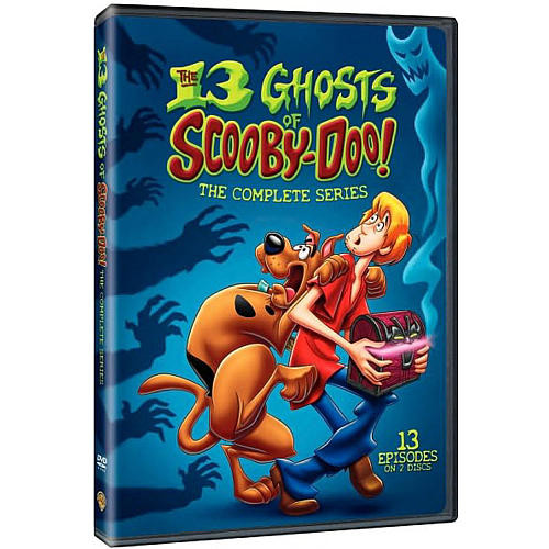 The 13 Ghosts of Scooby-Doo: The Complete Series DVD