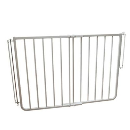 Cardinal Gates Stairway Special Aluminum Safety Gate in White