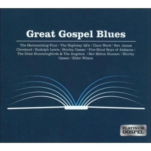 Platinum Gospel: Great Gospel Blues [CD]