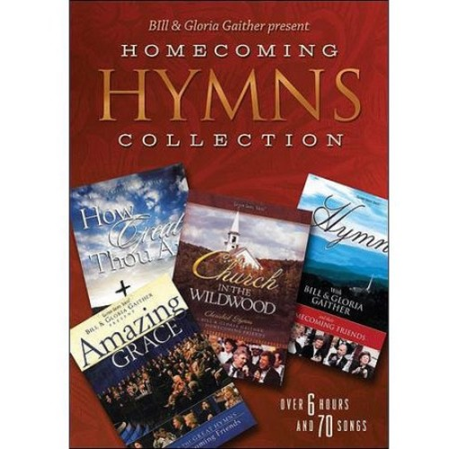 Bill & Gloria Gaither Present: Homecoming Hymns Collection [DVD]