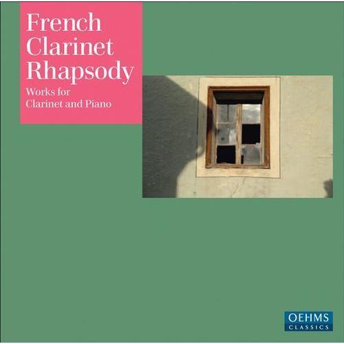 French Clarinet Rhapsody - CD