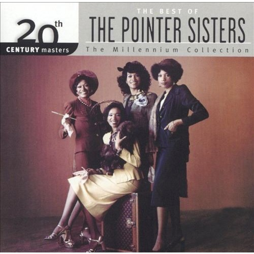 20th Century Masters - The Millennium Collection: The Best of the Pointer Sisters [CD]
