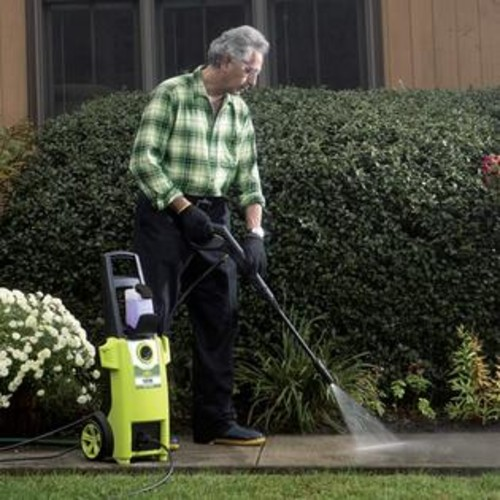 Sun Joe SPX2000 - Pressure Joe 1740 PSI 1.59 GPM 12.5-Amp Electric Pressure Washer in Green - Medium