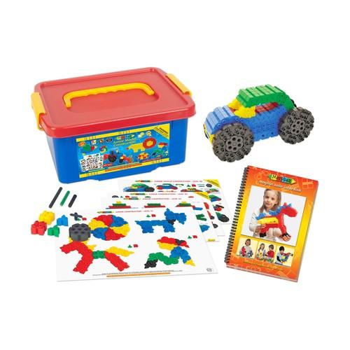 WABA Fun Morphun Junior Model Construction Set: 400 Pcs