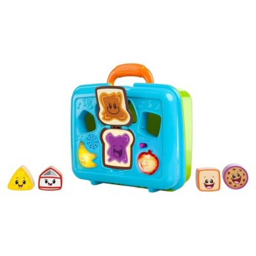 Bright Starts Giggling Gourmet Sort n Giggle Lunchbox