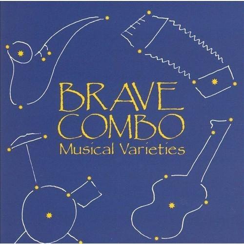 Musical Varieties CD (2002)