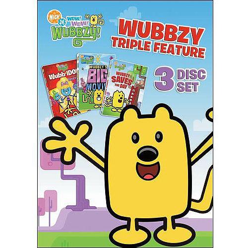 Wubbzy Triple Feature