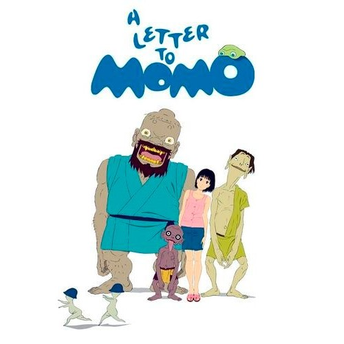 A Letter to Momo [DVD] [2011]
