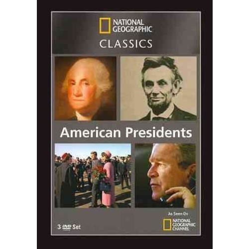 National Geographics Classics: American Presidents (DVD)