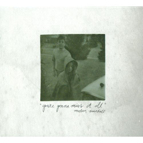 You're Gonna Miss It All [CD]