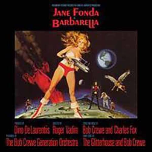 Charles Fox/Bob Crewe - Barbarella (Original Soundtrack) [Audio CD]